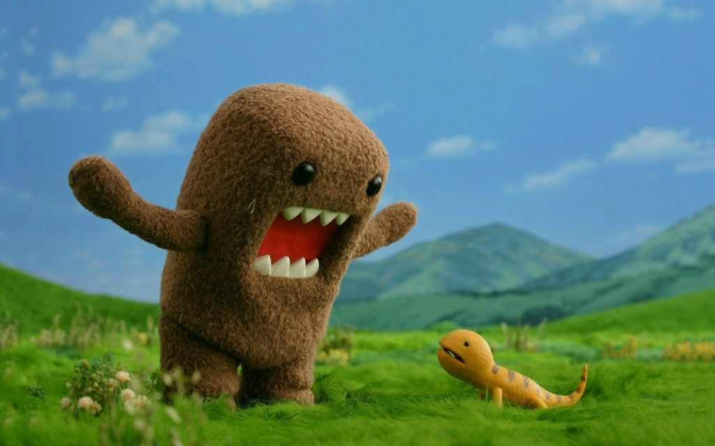 He's More Popular Than Pokémon?! + Domo Kun Wallpapers!
