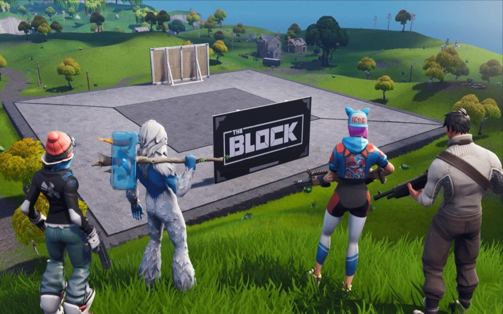 Fortnite Parkour Wallpaper + 5 Awesome Parkour Map Codes!