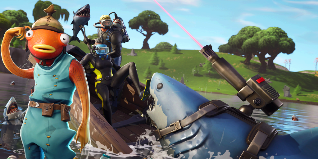 Fishstick Fortnite Wallpapers + Rarity, Availability, and Much More!