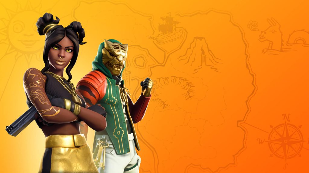 Master Key Fortnite Skin Wallpapers + Master Key Facts!