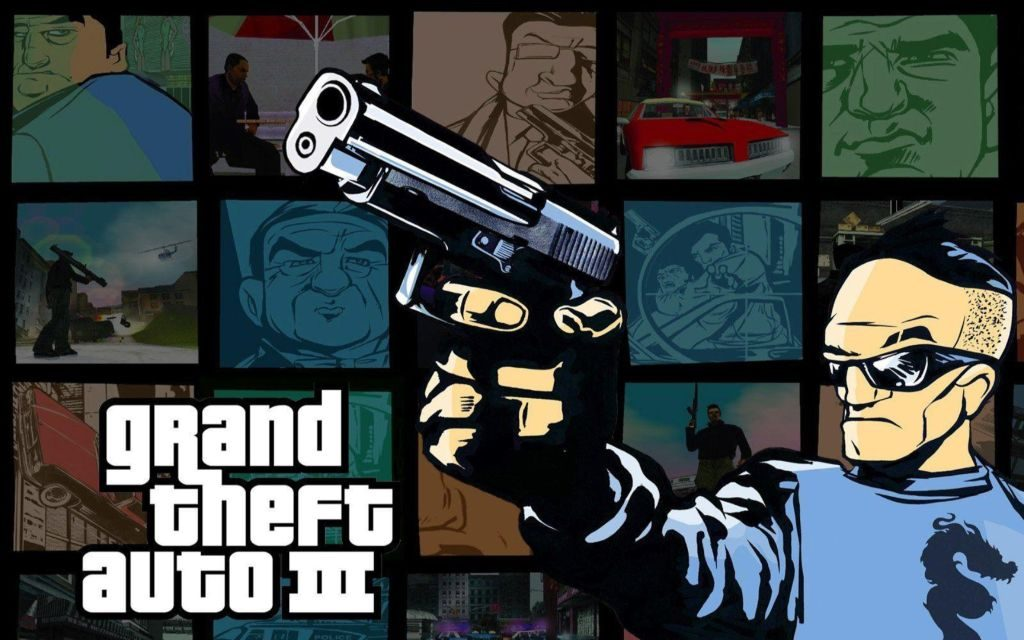 GTA 3 Grand Theft Auto III Wallpapers – Vice City Is Mentioned In GTA III?!
