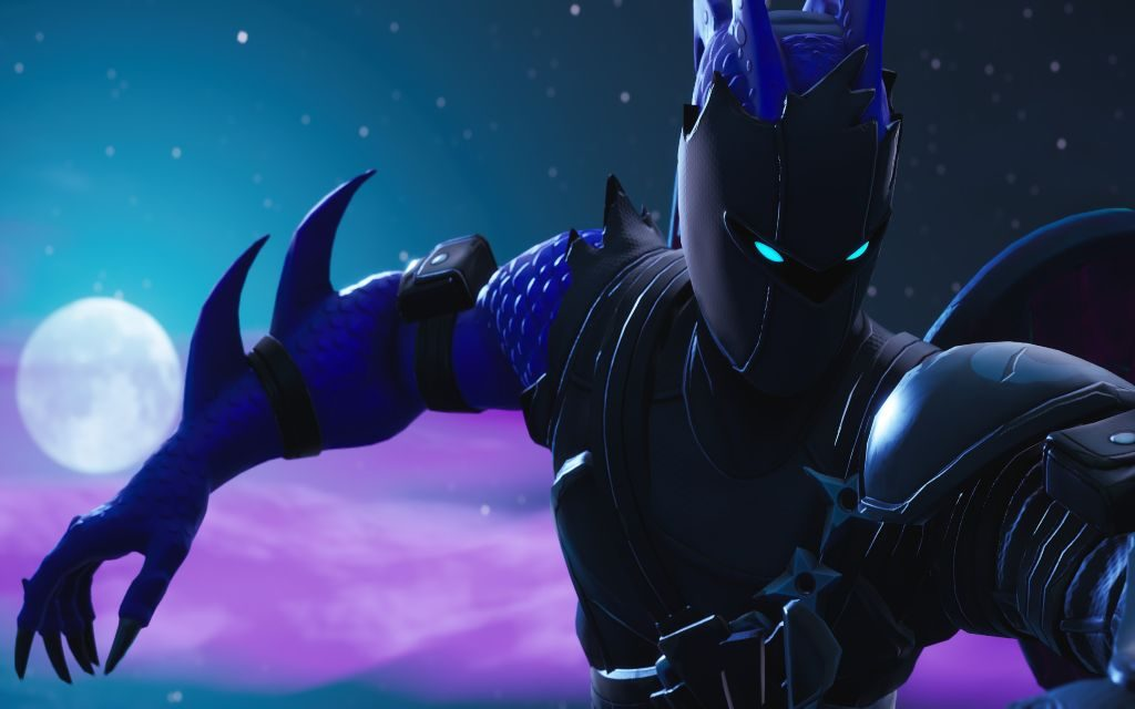 One of the Legendary Skins from the Season 8?! – Hybrid Fortnite Skin Wallpapers!