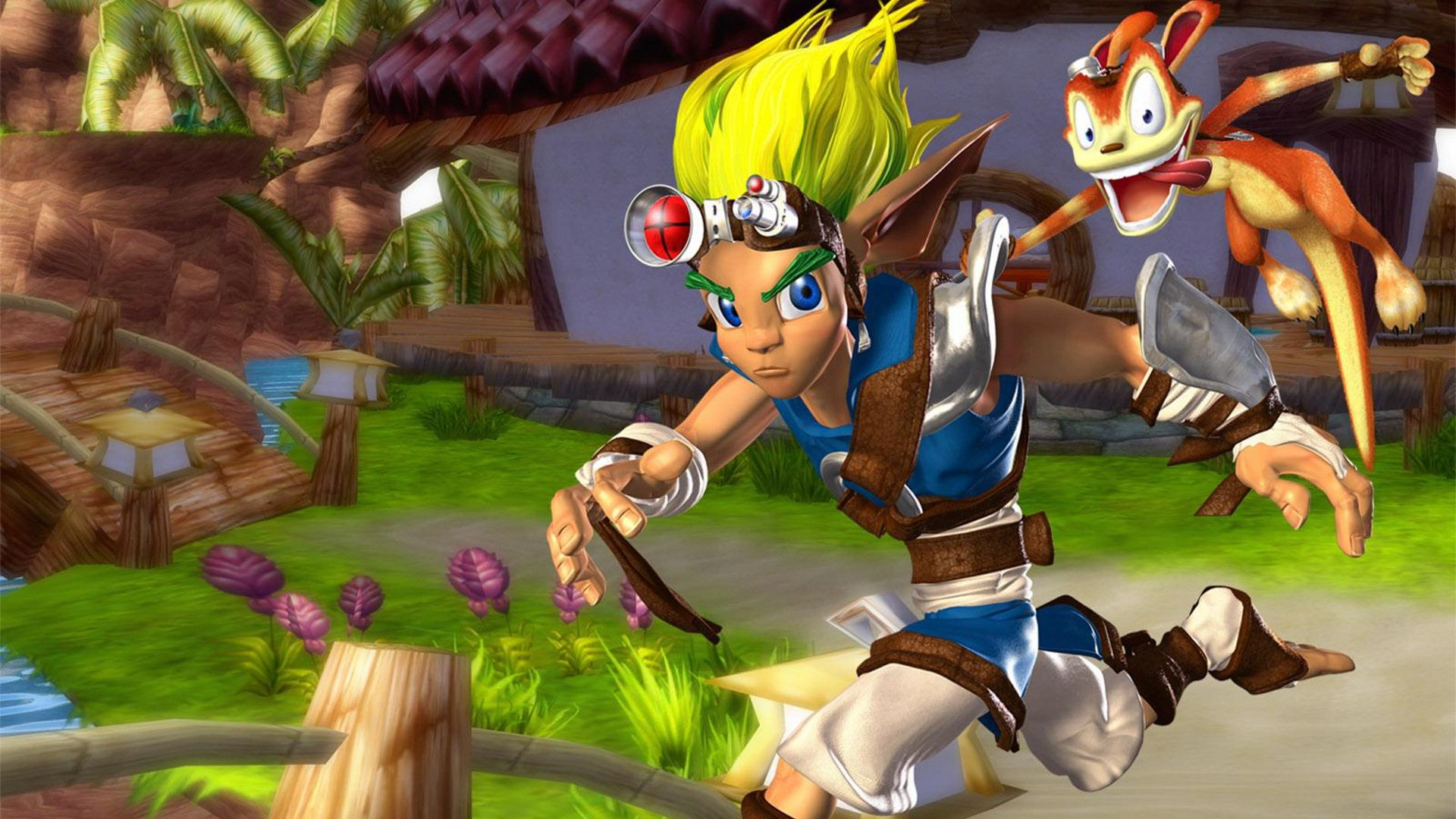 Jak And Daxter Backgrounds