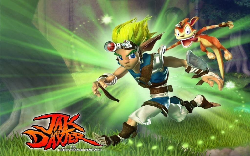 Jak And Daxter HD Wallpaper + Where The Games Happen?!