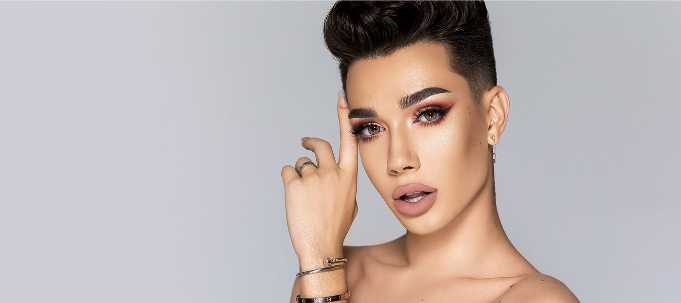 James Charles Wallpaper and James Theme James Charles Morphie Palette & James Charles Theme
