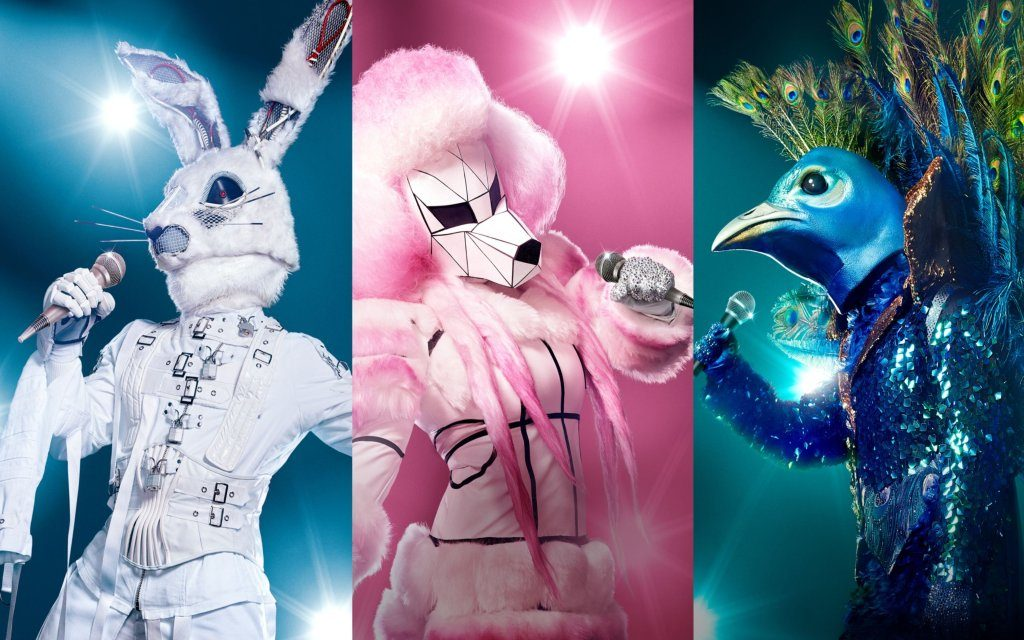 Masked Singer Monster Wallpapers & Fun Facts About the Show!
