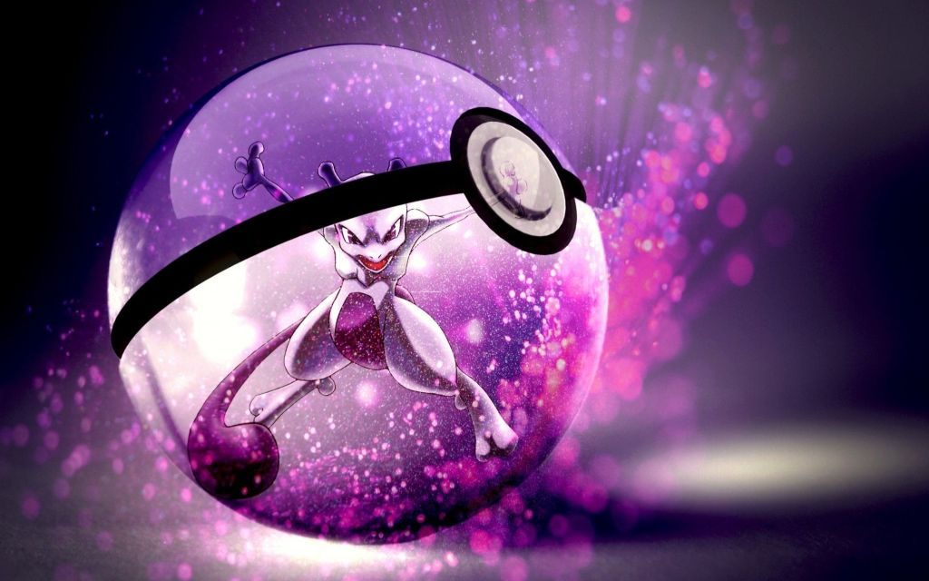 Mewtwo Pokemon Wallpapers & Mewtwo's Weakness!