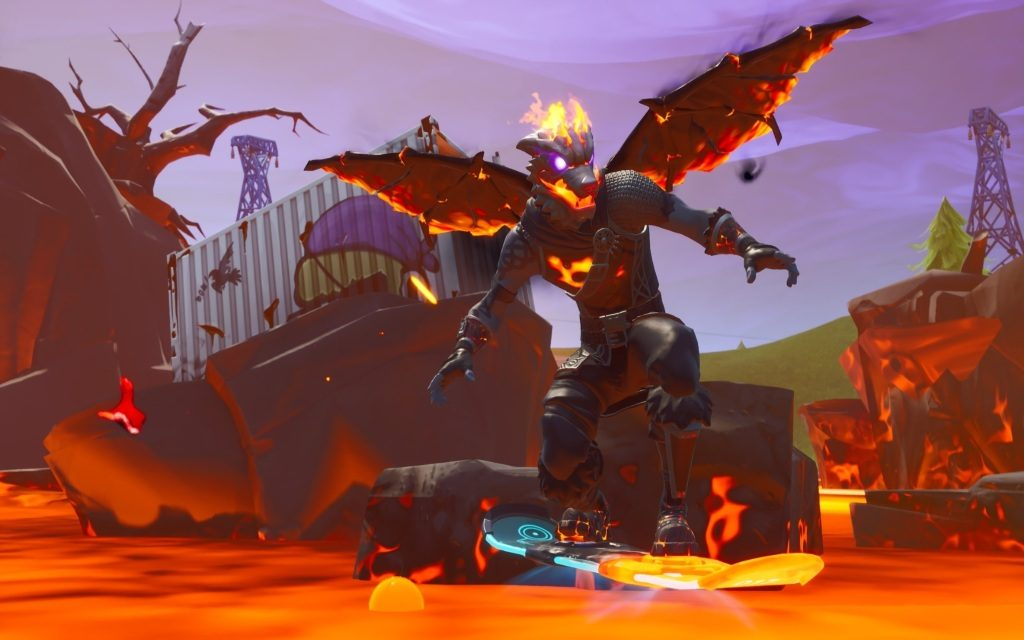 Molten Battle Hound Fortnite Wallpapers + Where to Buy it?!