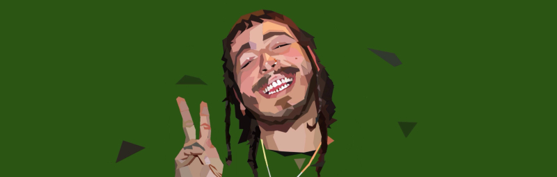 Post Malone WOW Pictures