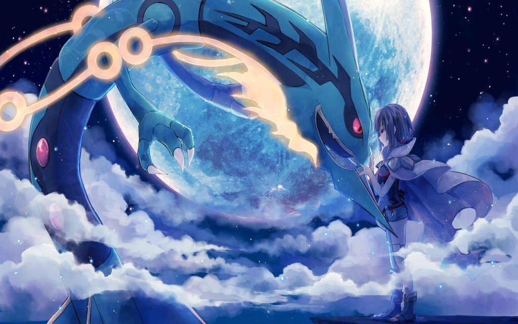 Rayquaza Pokemon Wallpapers & Everything You Need to Know About Him!