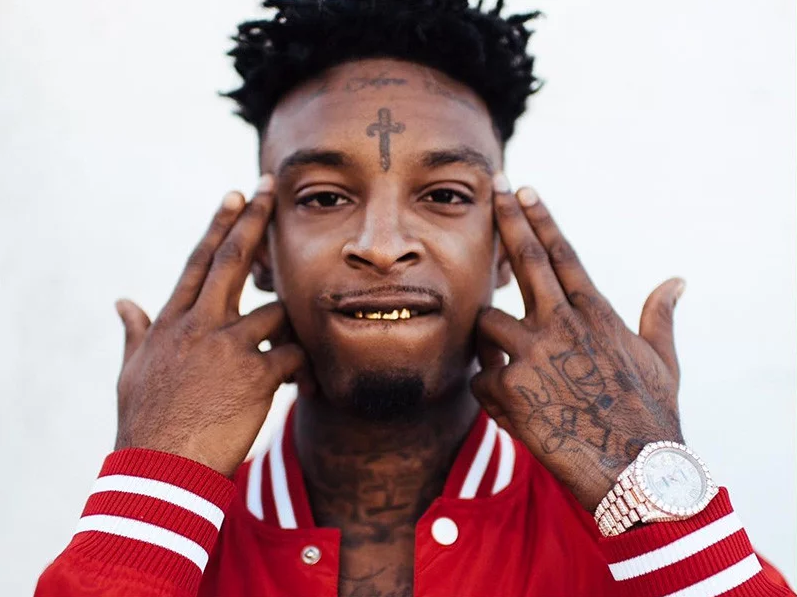 21 Savage Was Shot 6 Times On His 21st Birthday… Oh The Irony