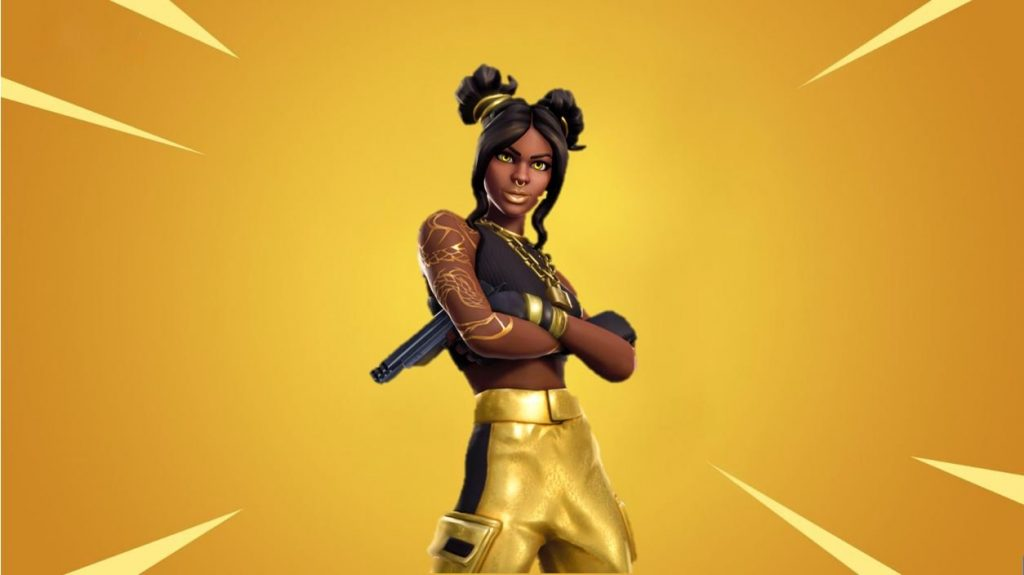 Luxe Skin Fortnite Season 8 – Reach Tier 100 and Get This Rare Skin