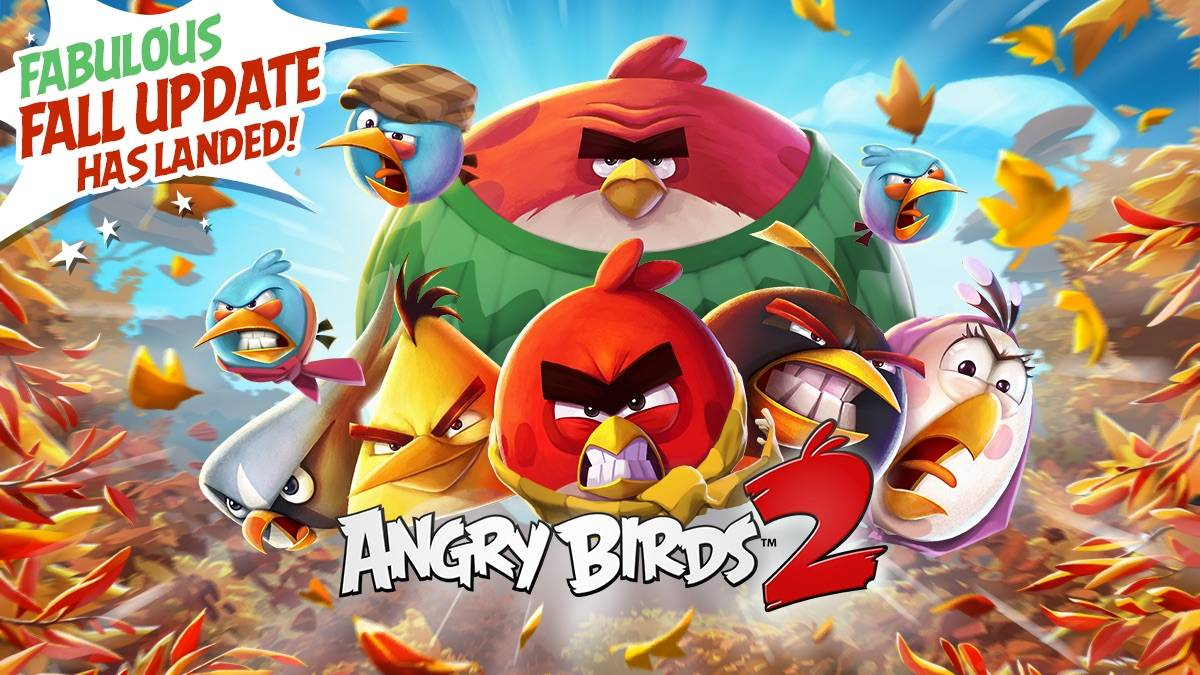 Angry Birds 2 Apples Wallpaper HD Angry Birds 2 Hatchlings Theme & Angry Birds Apples