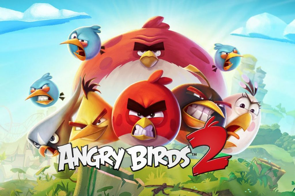 Angry Birds 2 Apples & Angry Birds 2 Facts!
