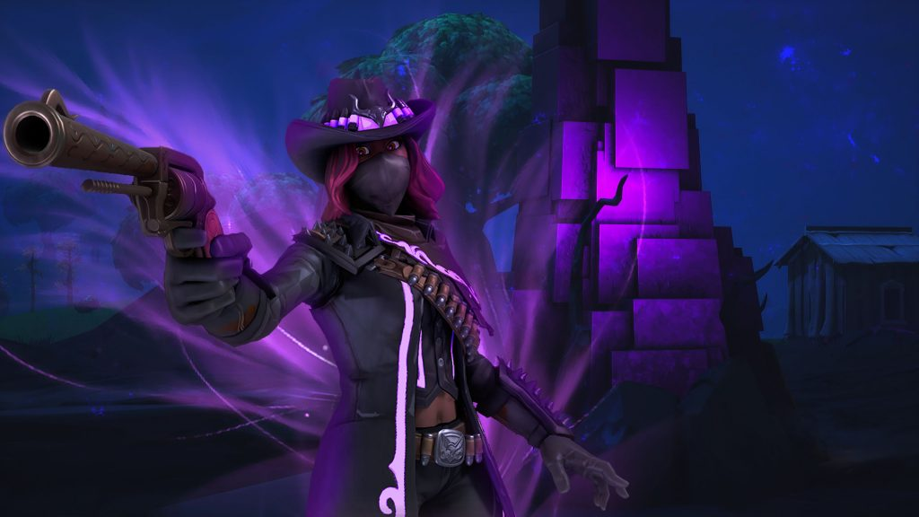 Calamity Fortnite Skin Wallpapers + 6 Styles That Can Be Unlocked!