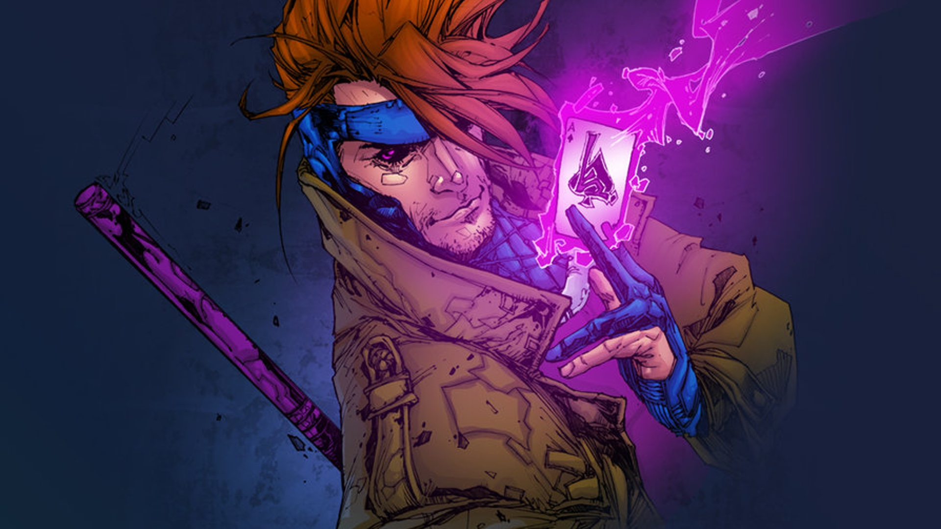 Gambit Movie 2019 HD