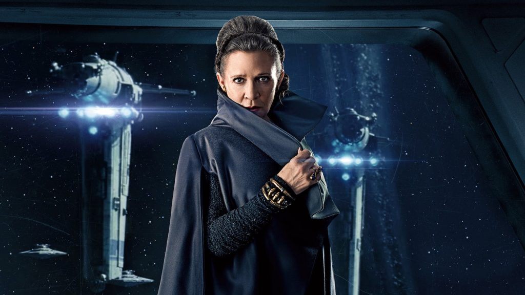 Leia Will Not Be Recast?! + Star Wars Episode IX Wallpapers!