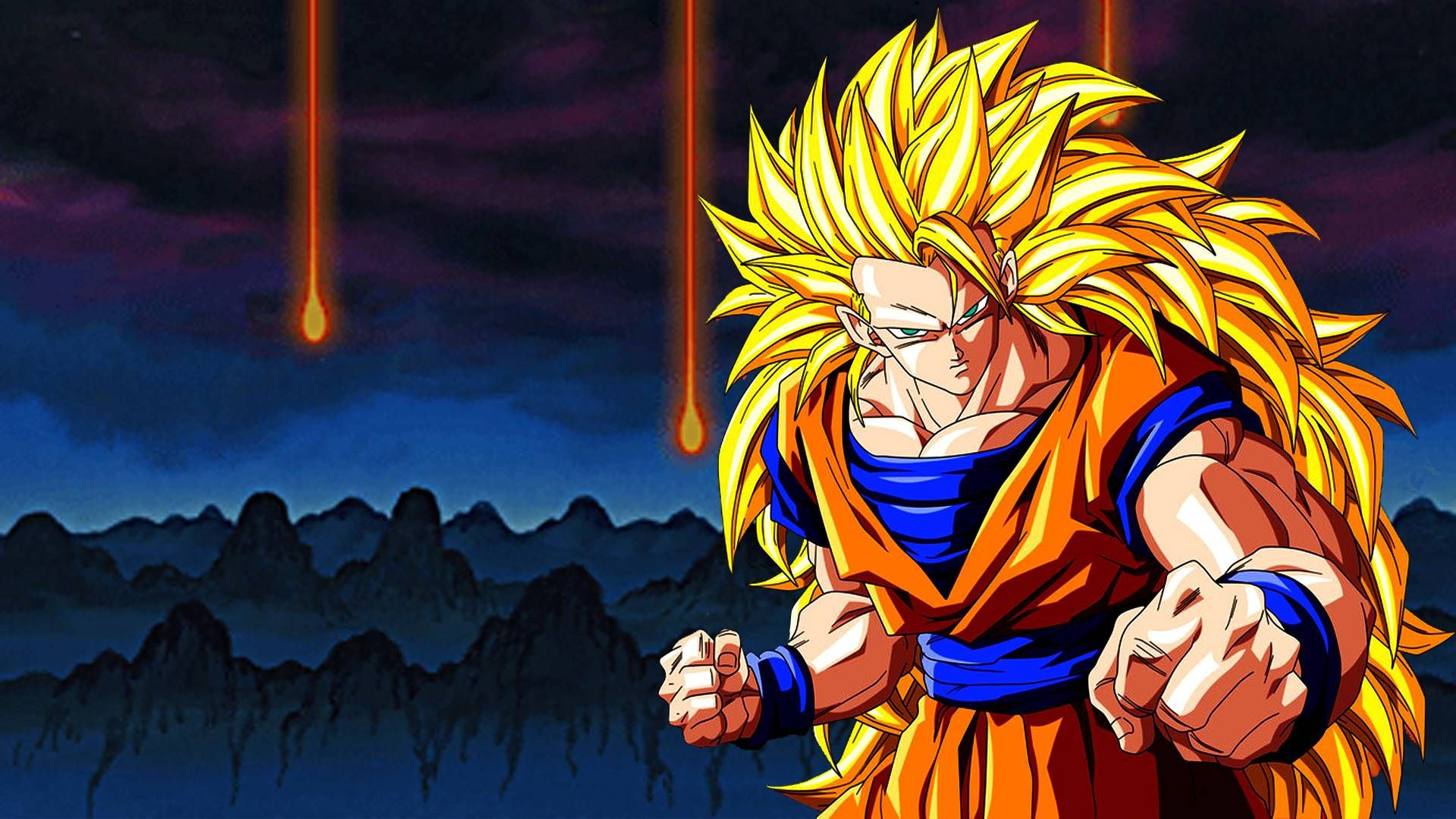 Dragon Legacy Of Goku 4 Wallpaper