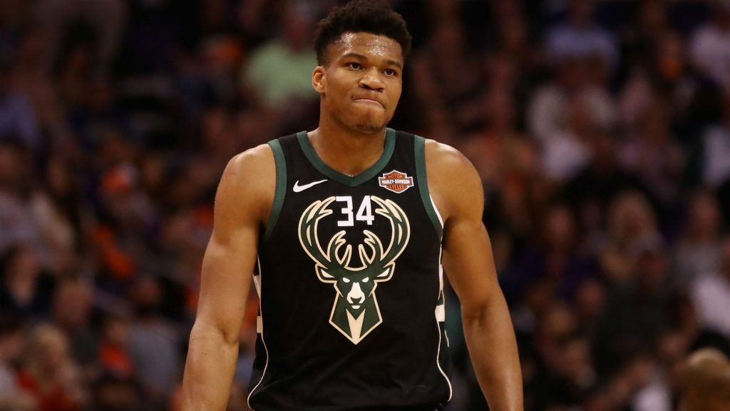 He Was the Youngest Player in the NBA?!  + Giannis Antetokounmpo Wallpapers!