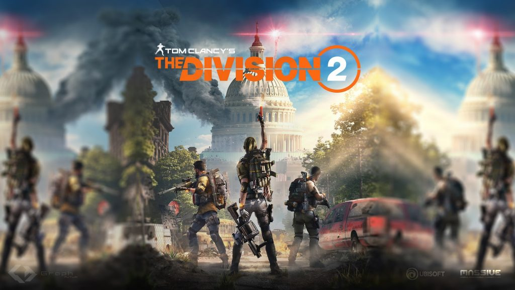 The Division Has Roots In World War II?! + The Division 2 Beta Wallpapers!