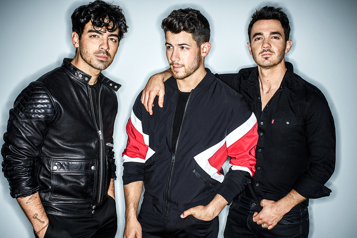 The Jonas Brothers Theme Jonas Brothers 2019 The Jonas Brothers Sucker & 2019 Jonas Brothers Tour