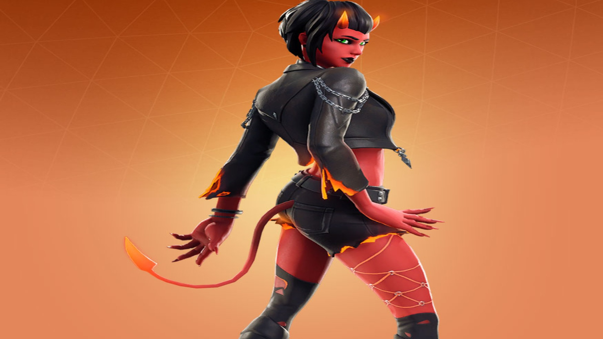 Malice Fortnite Skin Wallpaper
