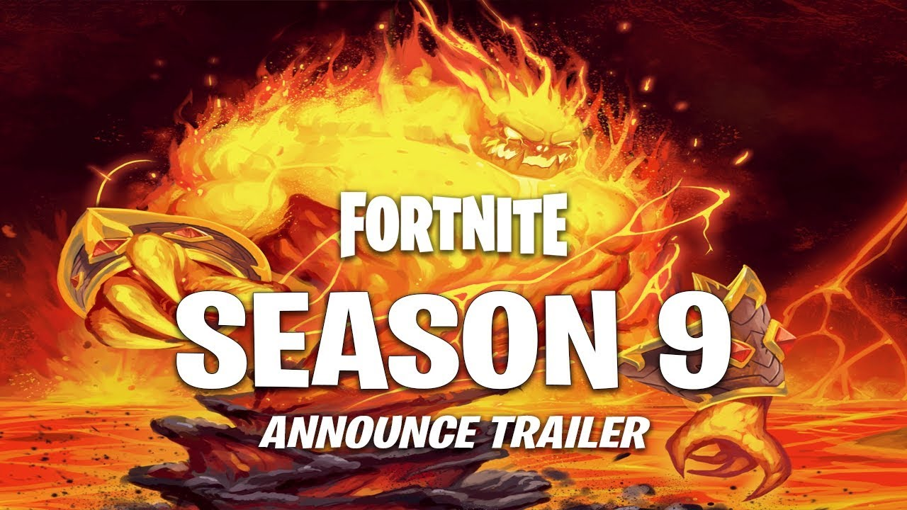 Fortnite Season 9 Wallpaper