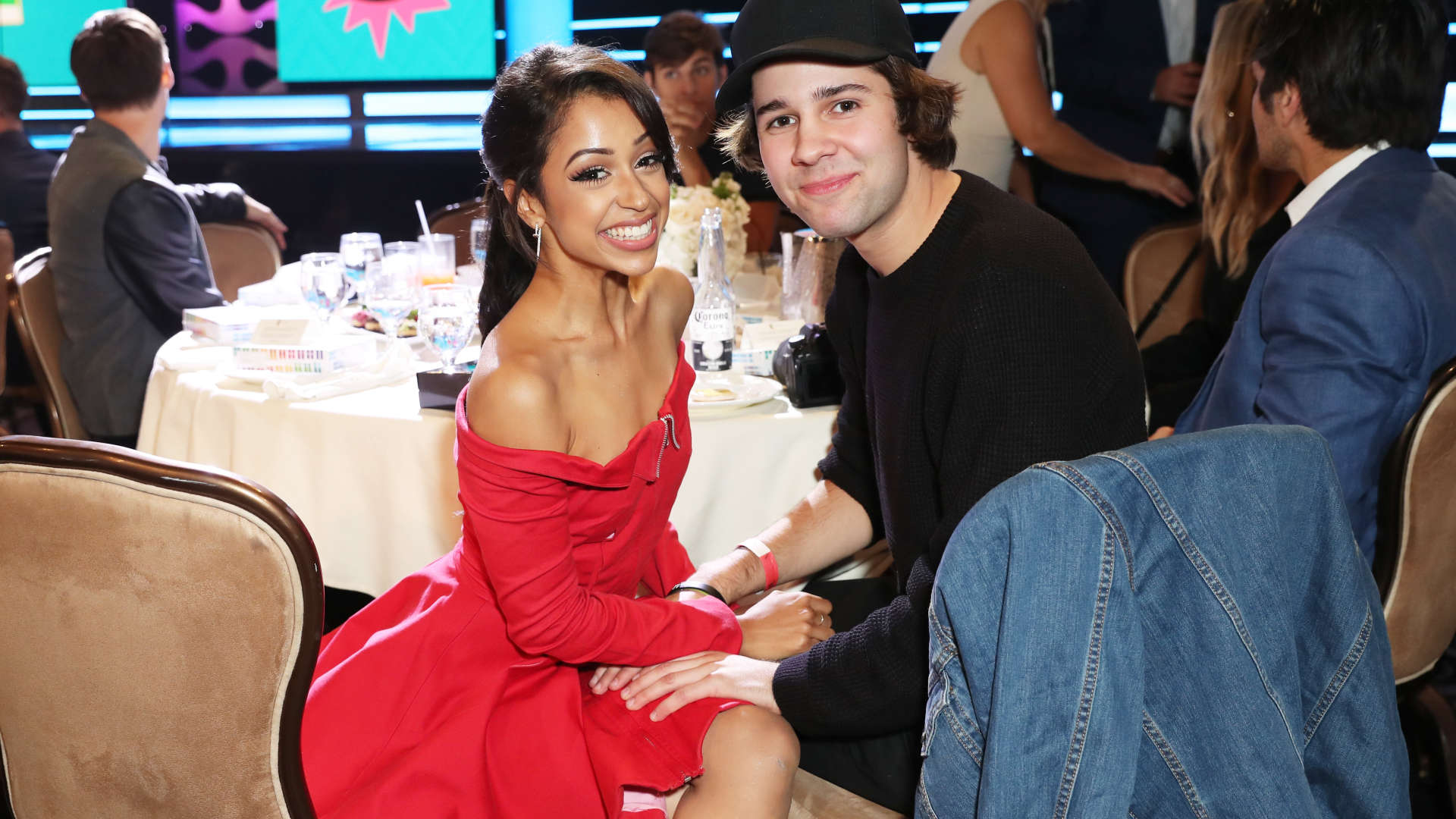 Liza Koshy David Dobrik Wallpaper