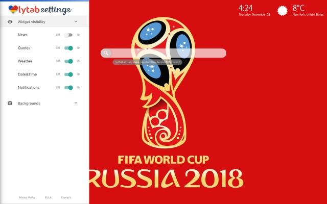 Amazing Fifa World Cup 2018 Wallpapers