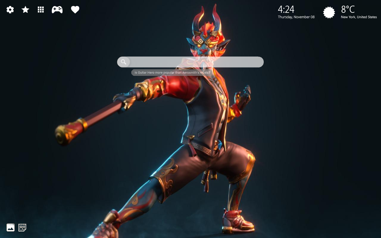 Firewalker Fortnite Pics