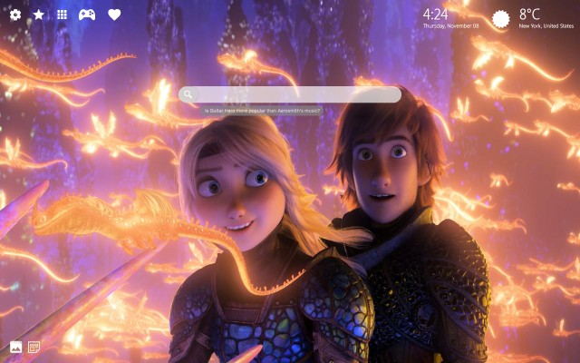 Amazing How To Train Your Dragon wallpapers and backgrounds
