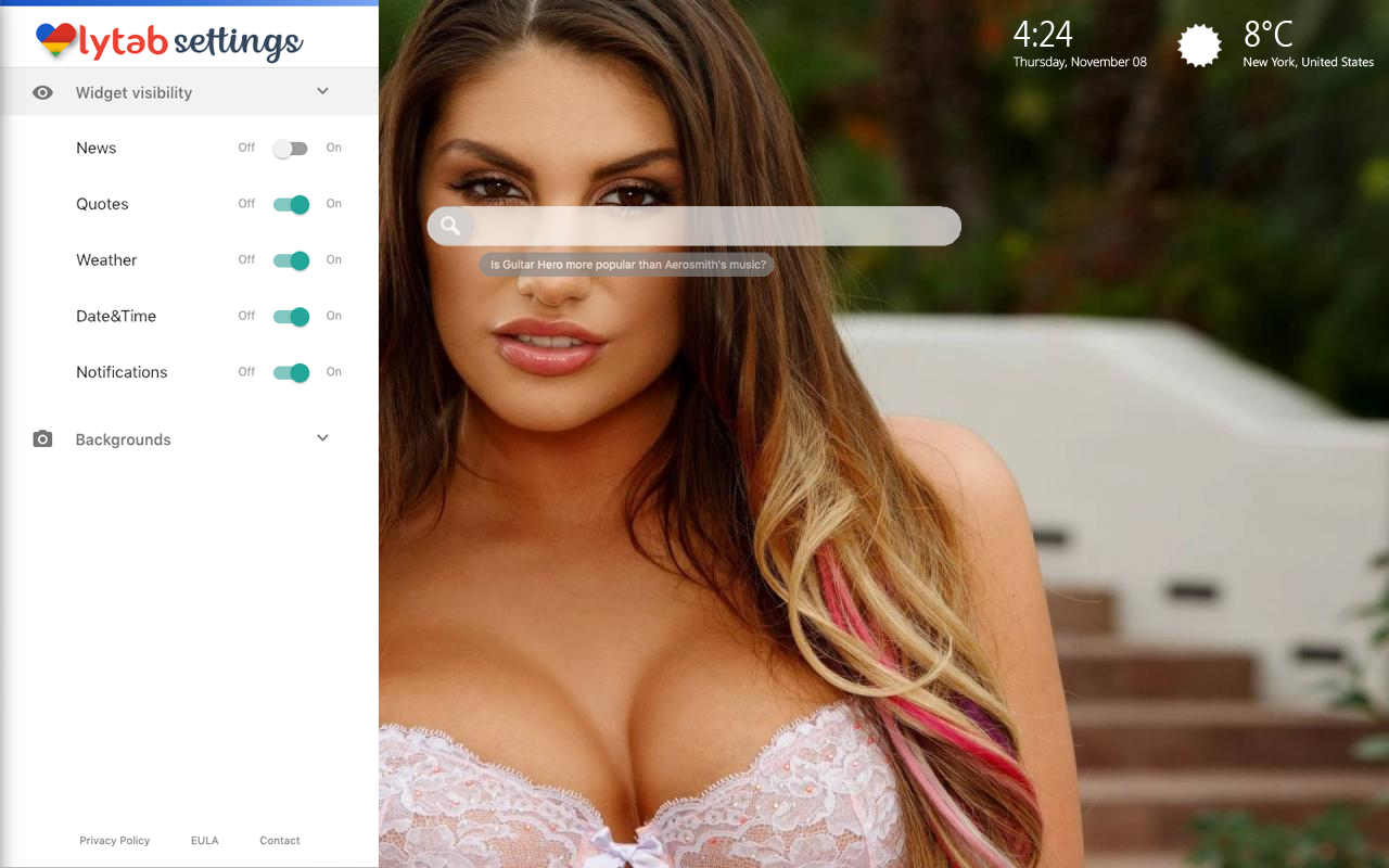 August Ames Bookmarks
