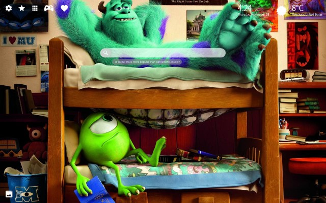 Amazing Monsters Inc Wallpapers