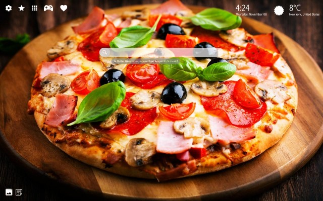 Best Pizza Wallpapers