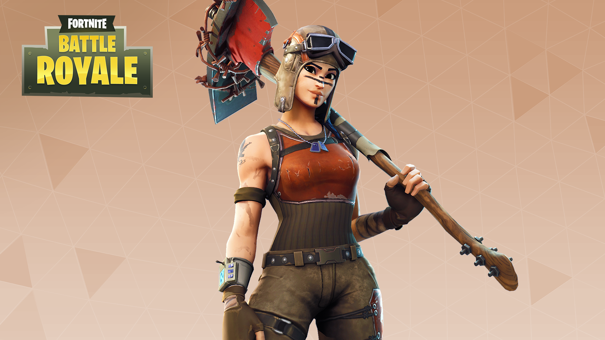 Renegade Raider Wallpaper