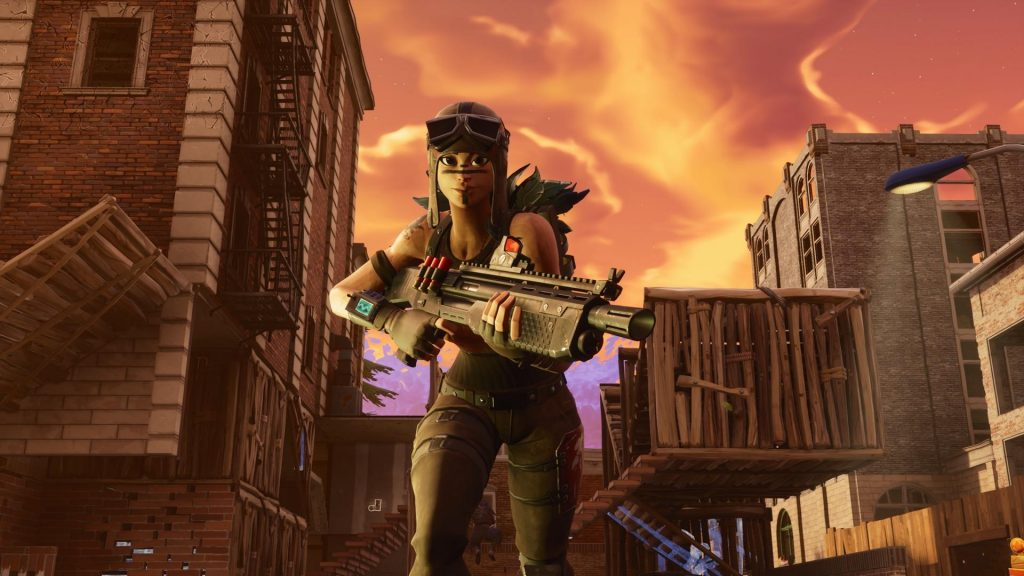 Renegade Raider Wallpapers + How to Get It?!