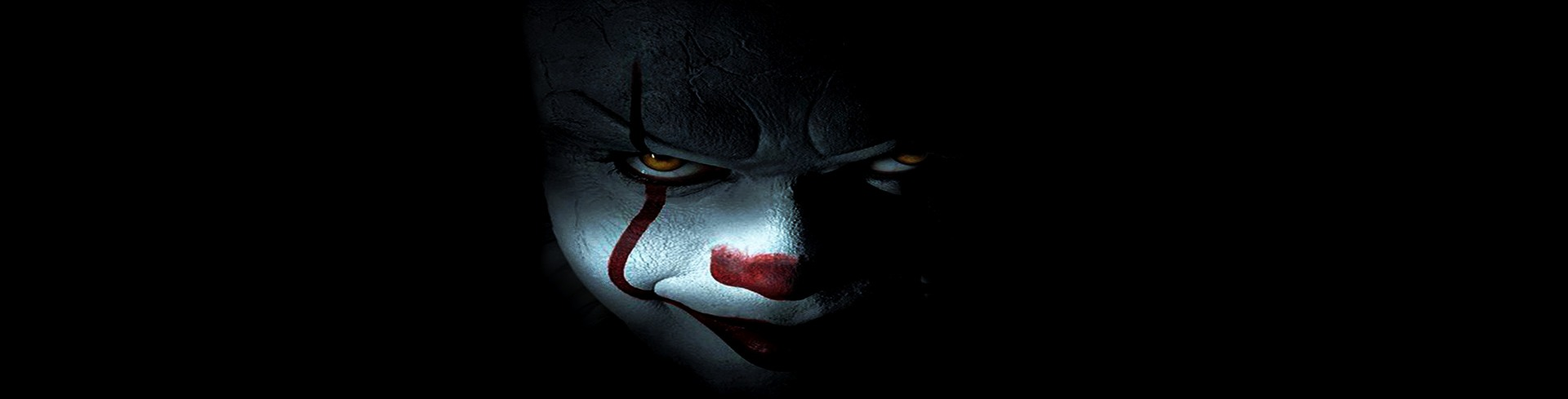 Scary Clowns & Creepy Clowns 4K Background