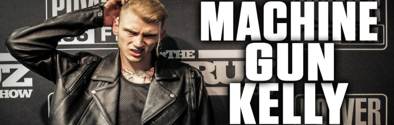 Machine Gun Kelly MGK 4K