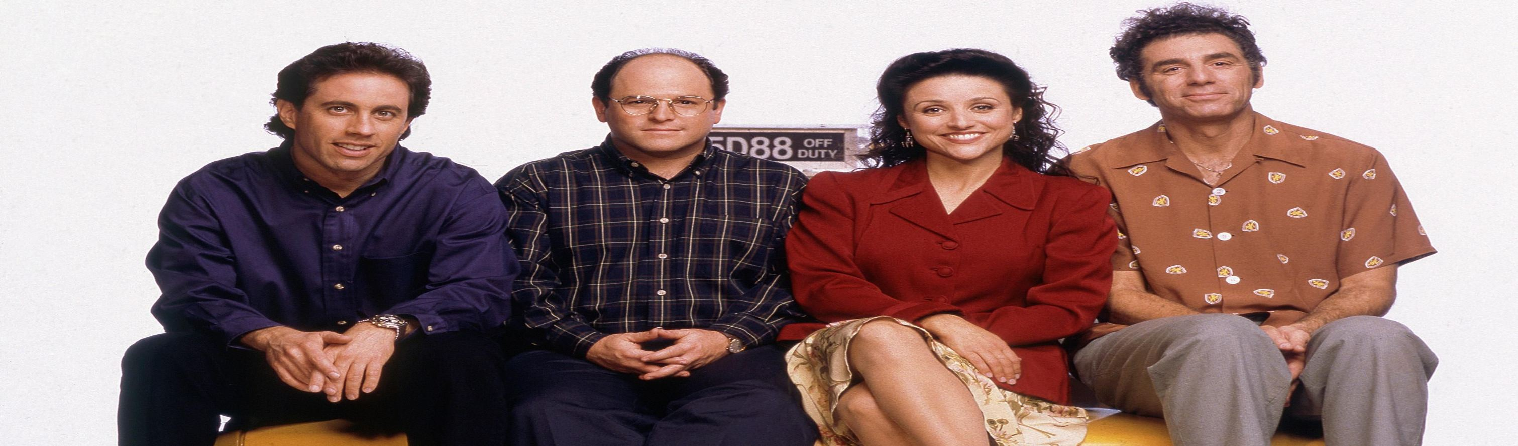 Seinfeld 4K Background