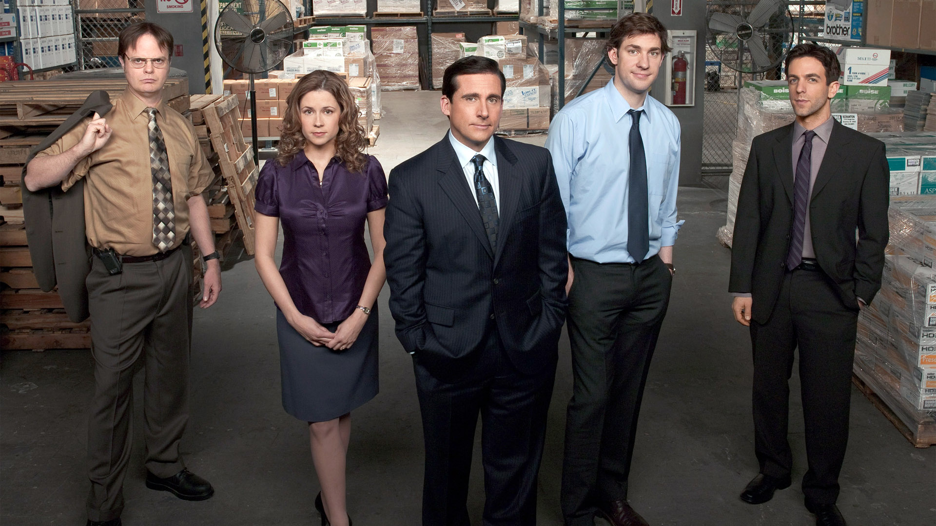 The Office HD Wallpaper
