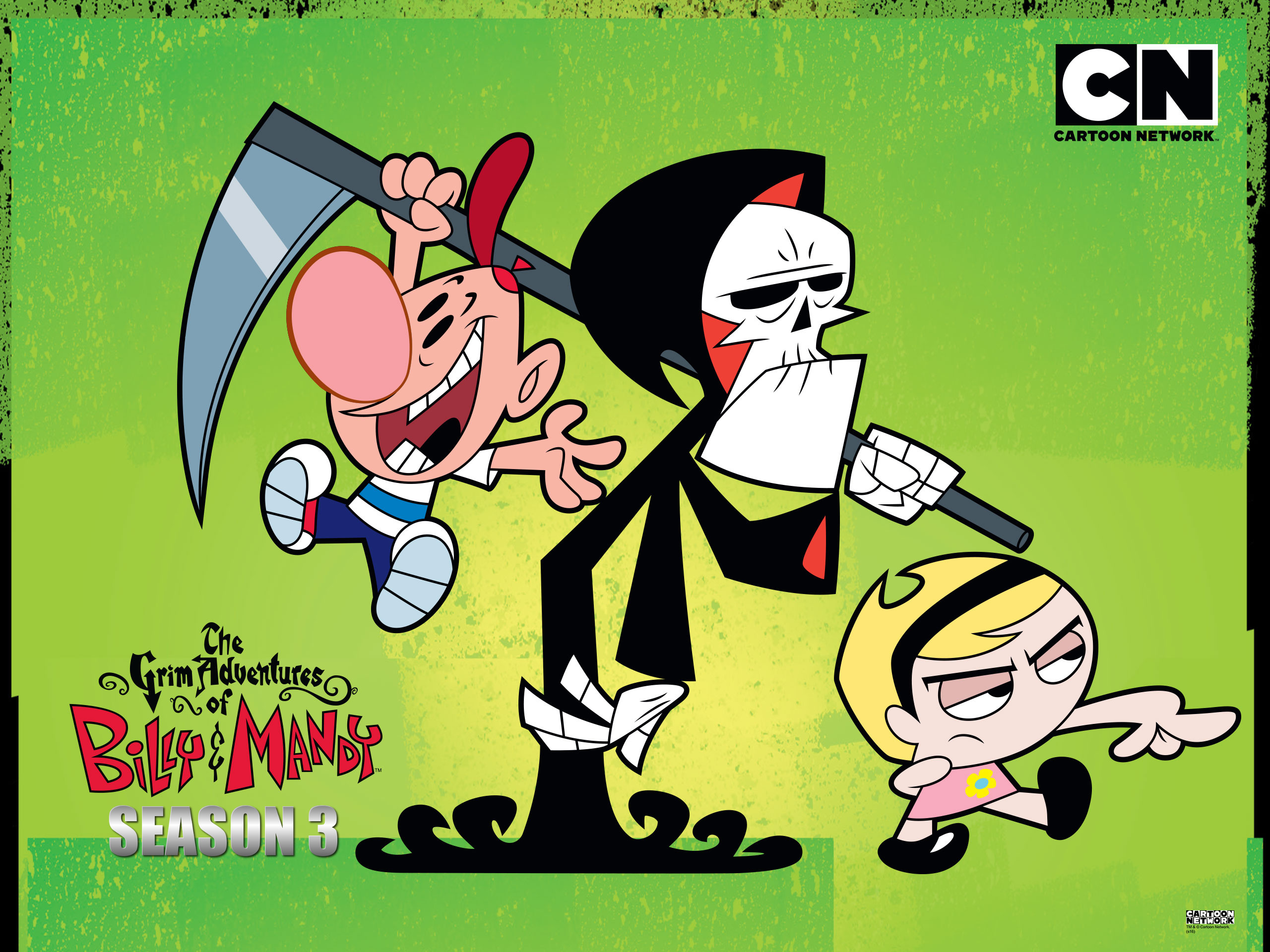The Grim Adventures of Billy and Mandy Cartoon Network