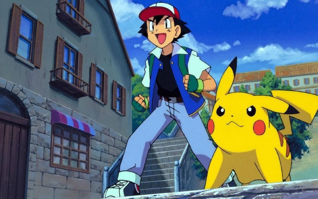 Pokemon Go Ash Photobomb Wallpapers & Themes