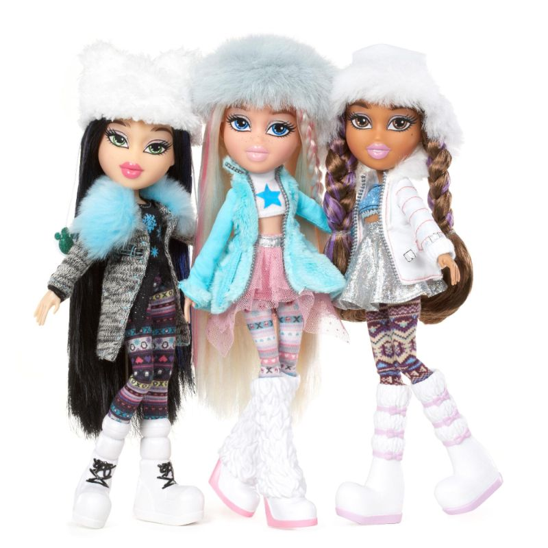 Bratz Doll Wallpaper & Bratz Dolls Theme