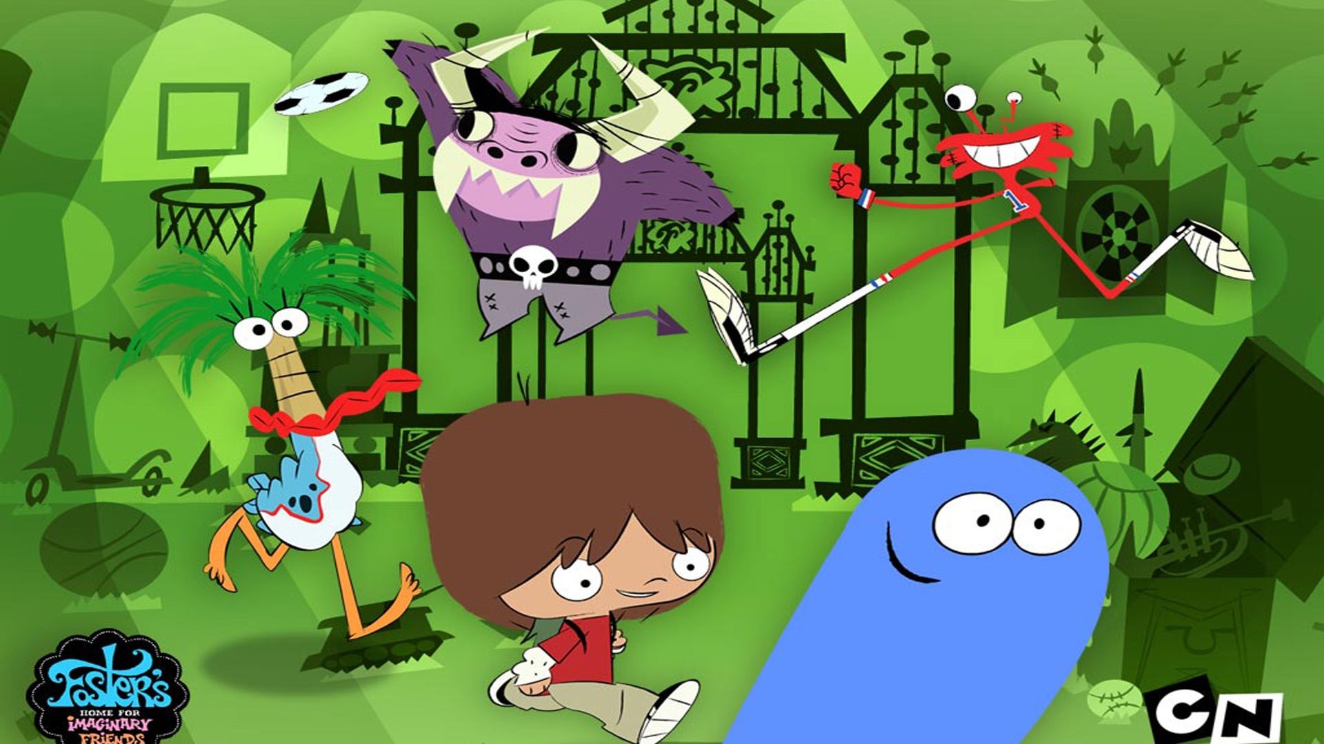 Foster's Home for Imaginary Friends Cartoon Network