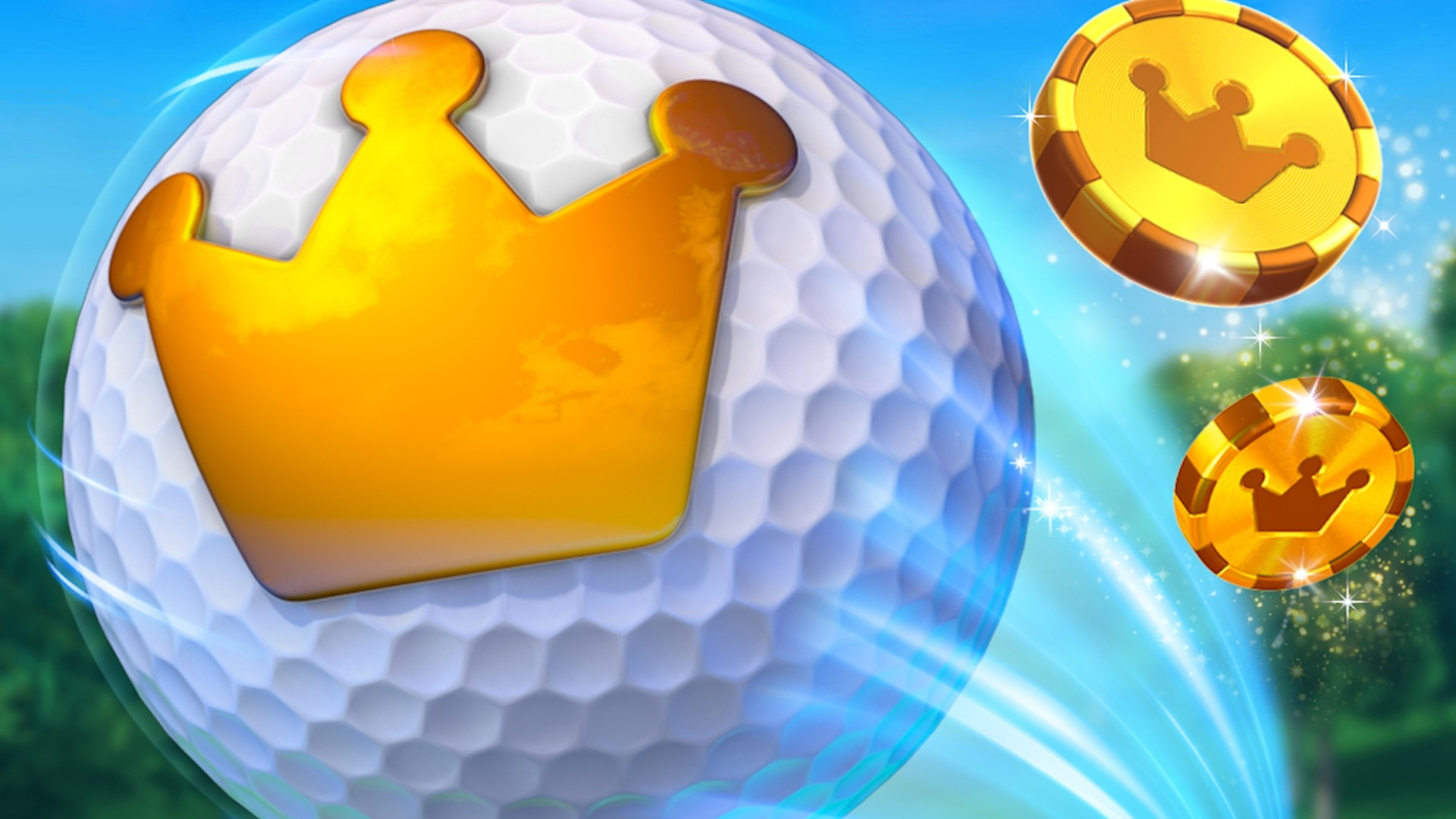 Golf Clash Backgrounds
