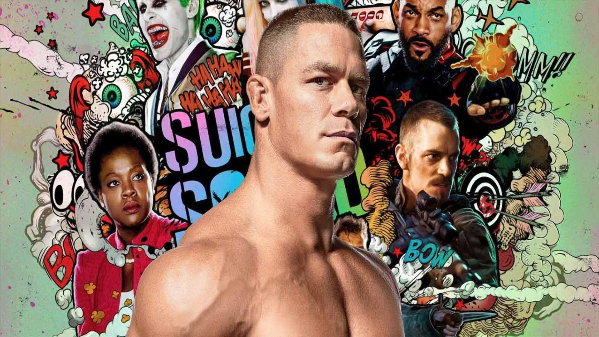 John Cena Peacemaker Backgrounds