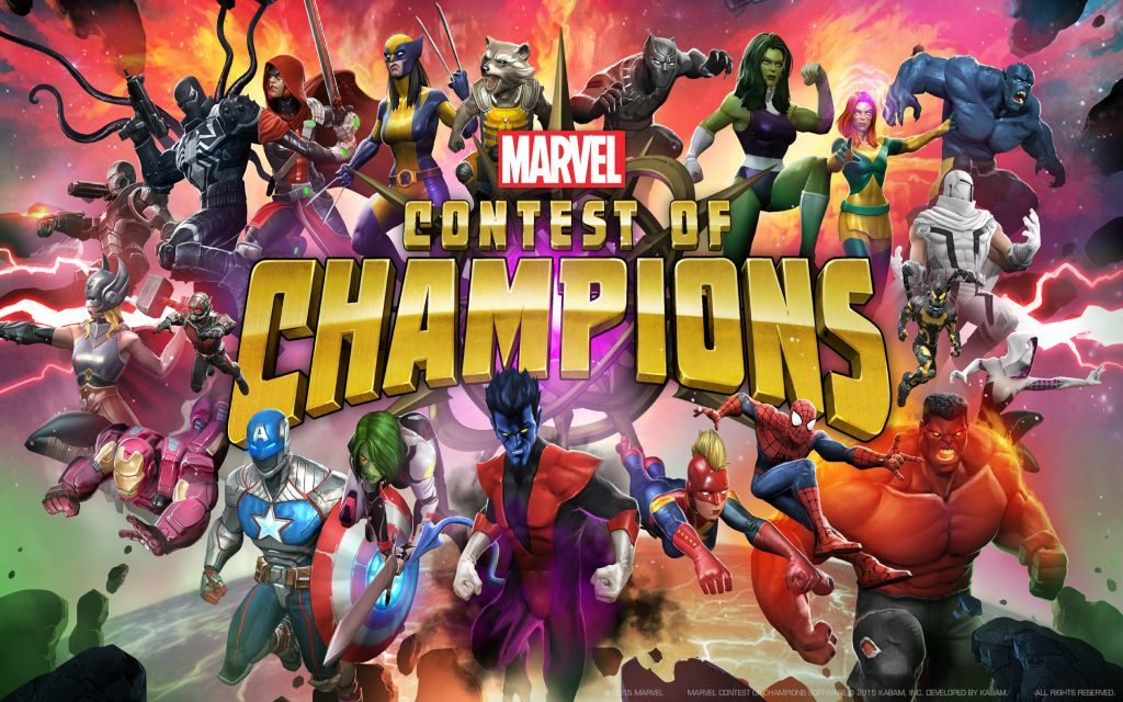 Marvel Contest of Champions Wallpapers + Tips and Tricks!