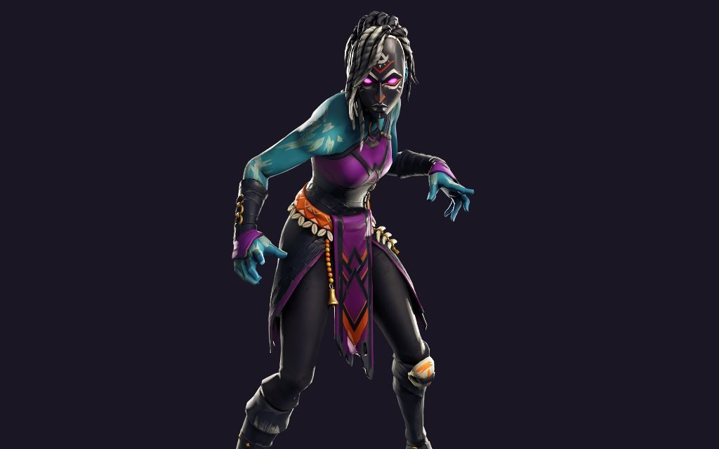 Nightwitch Fortnite Skin Wallpapers & Themes