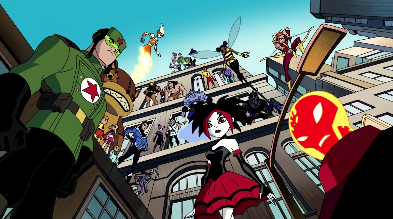 Teen Titans Cartoon Network