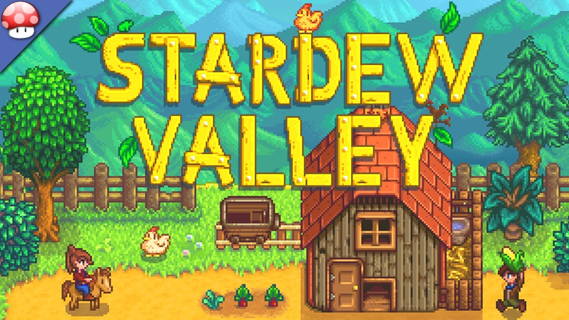 Stardew Valley Backgrounds